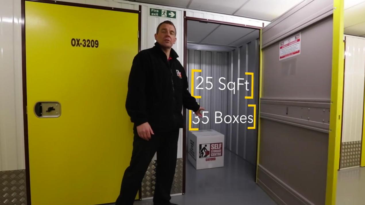 Self Storage Centre Self Storage Centre Quality Secure Storage Oxford Oxfordshire